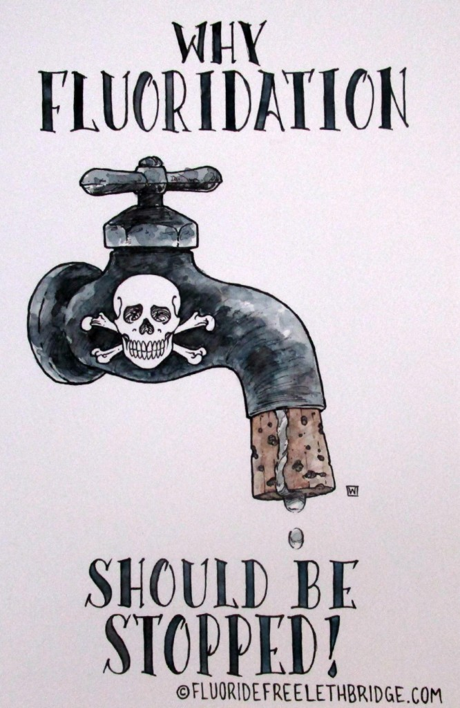 Why Fluoridation should be stopped